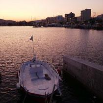 Ruhe am Hafen
