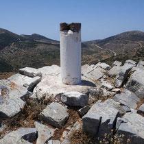 Gipfelpfosten