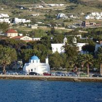 Agios Nikolaos und Panagia Ekatontapiliani