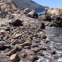 ... und Steine ...