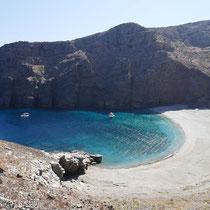 Die Bucht von Archampoli