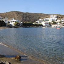 Kythnos: Loutra