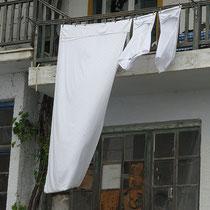 Komische Wäsche