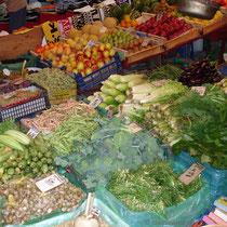 Kreta: In der Marktgasse von Iraklion