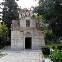 Agios Eleftherios bei der Mitropolis-Kirche