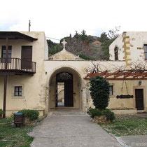 Im Kloster Gonia
