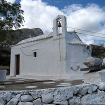 Kapelle bei Vananda