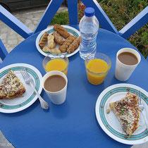 Frühstück mit Fourtalia