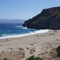 Der Potami-Strand