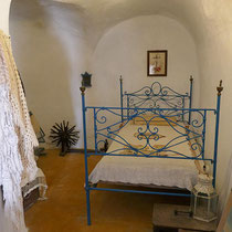 Kinderschlafzimmer (das Bett kam erst später dazu)