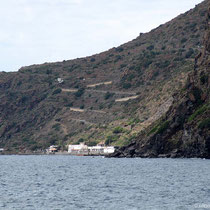 Blick nach Pecorini a mare
