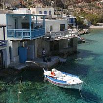 Bootshäuser auch hier