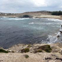 Bucht von Alogomantra
