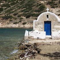 Die Panagia-Kapelle