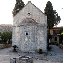 Hauptkirche Agia Triada