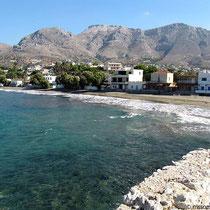 Der Strand von Kantouni