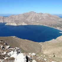 Die Bucht von Eristos