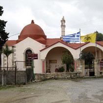 Kapelle Agia Limni