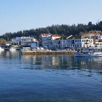 Nochmals die Uferfront des Fischerhafens