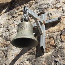 Glocke an der Kapelle hinter dem Kloster