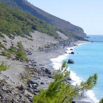 Kreta: Südküste vor Agios Pavlos