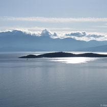 ...die Insel Agii Pantes