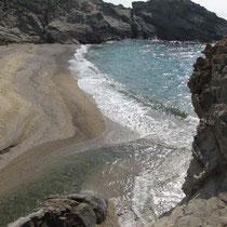 Der Strand von Nas