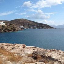 Küste bei Alopronia