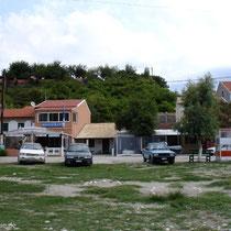 Die Dorfzentrale