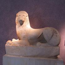 Archaischer Löwe