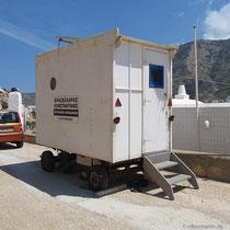 Mobile Toilette?
