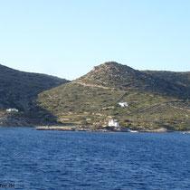Amorgos: Agios Panteleimonas