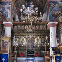 Im Kircheninneren