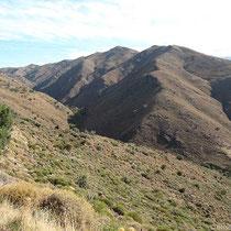 Ausläufer der Amarí