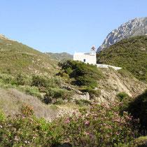 Karpathos: Auf dem Fußweg nach Diafani