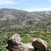 Atheras-Bergkette