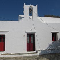 Kirche in Exambela
