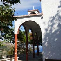 Kapelle bei Grifsidis