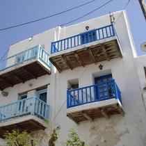 Folegandros: Kastro