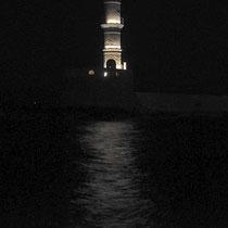 Abends am venezianischen Hafen