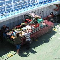 Obsthändler: