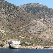 Sifnos: Agia Ekaterina und Agios Simeon