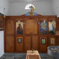 In der Würfelkapelle