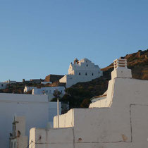 ... und hinauf zur Panagia Thalassitra