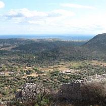 Blick Richtung Emborios