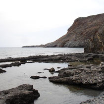 Kreta: Badeplatz am Lykos-Strand