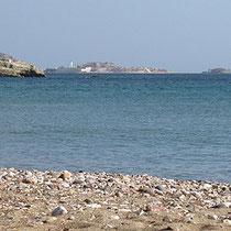Am Aliki-Strand