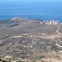 Richtung Kap Vani