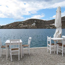 Taverne am Ufer
