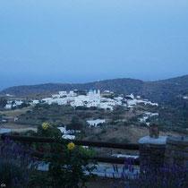 Blick von Floras Terrasse